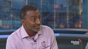 Award winning chef Marcus Samuelsson